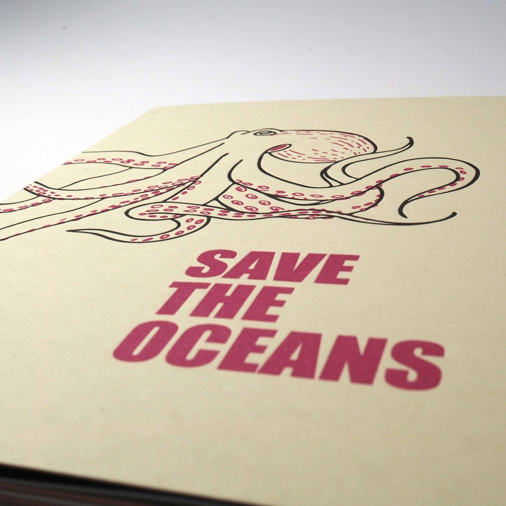 Booklet Save the Oceans